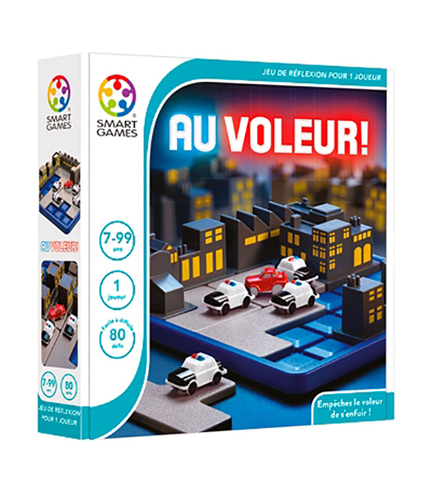Smart Games - Au Voleur Version française
