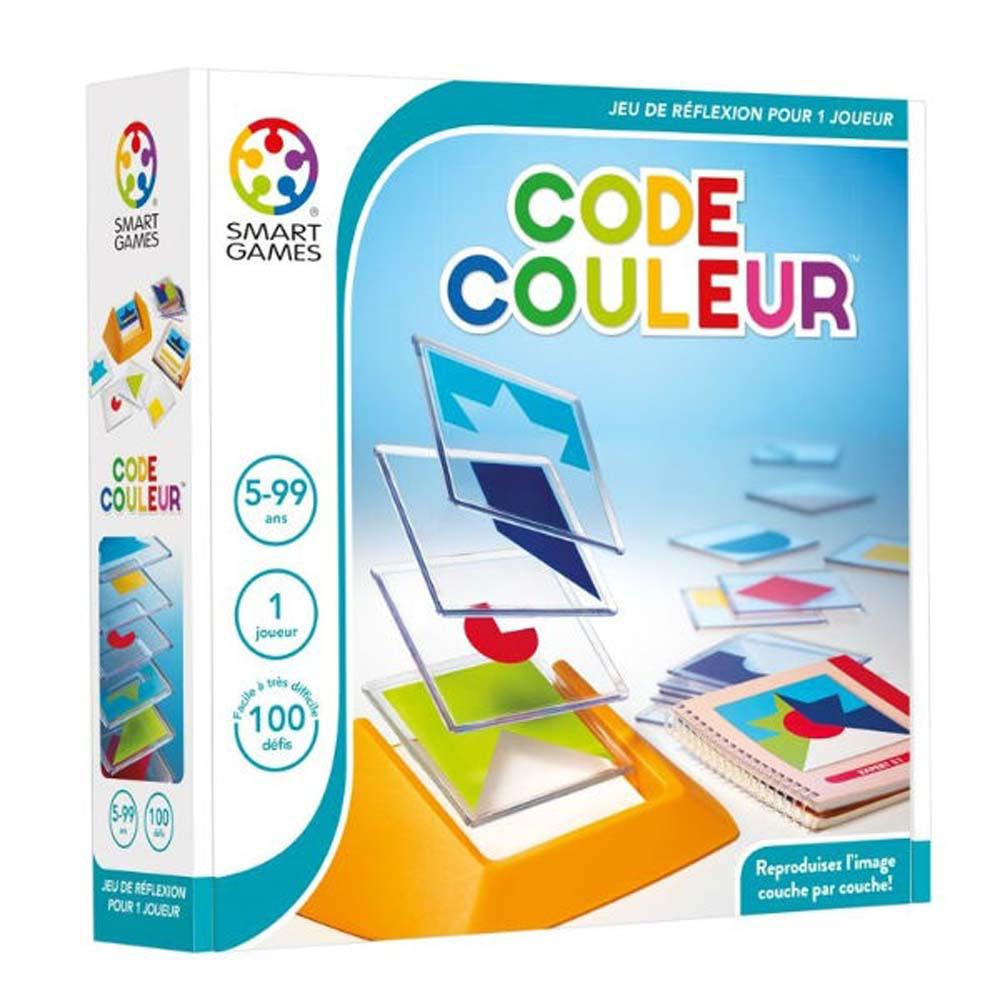 Smart Games - Code Couleur