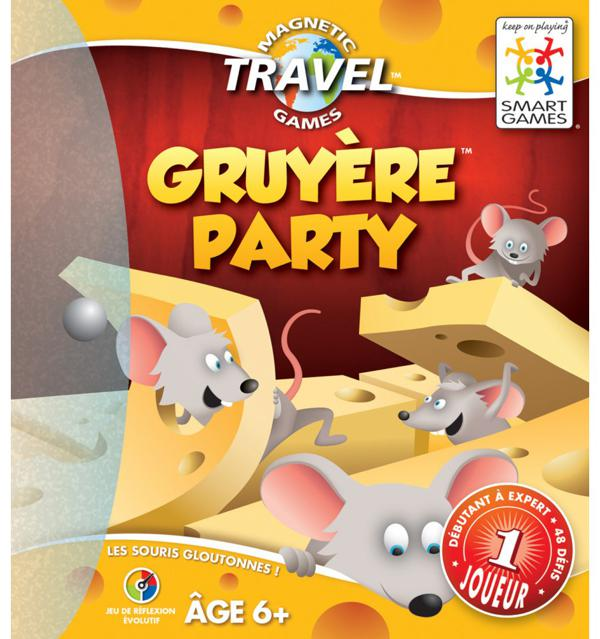 Smart Games - Jeu Gruyère Party