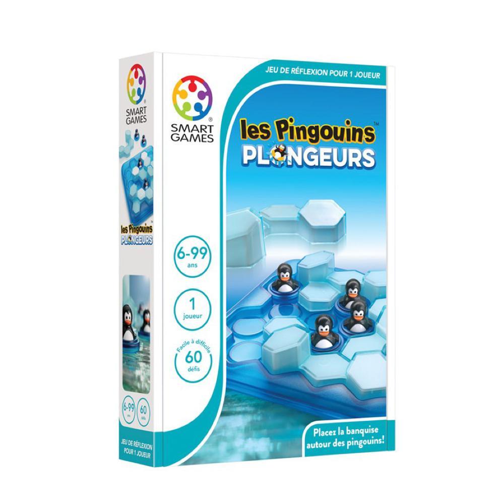 Smart Games - Les Pingouins Plongeurs Version française