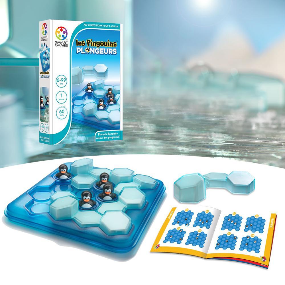 Smart Games - Les Pingouins Plongeurs