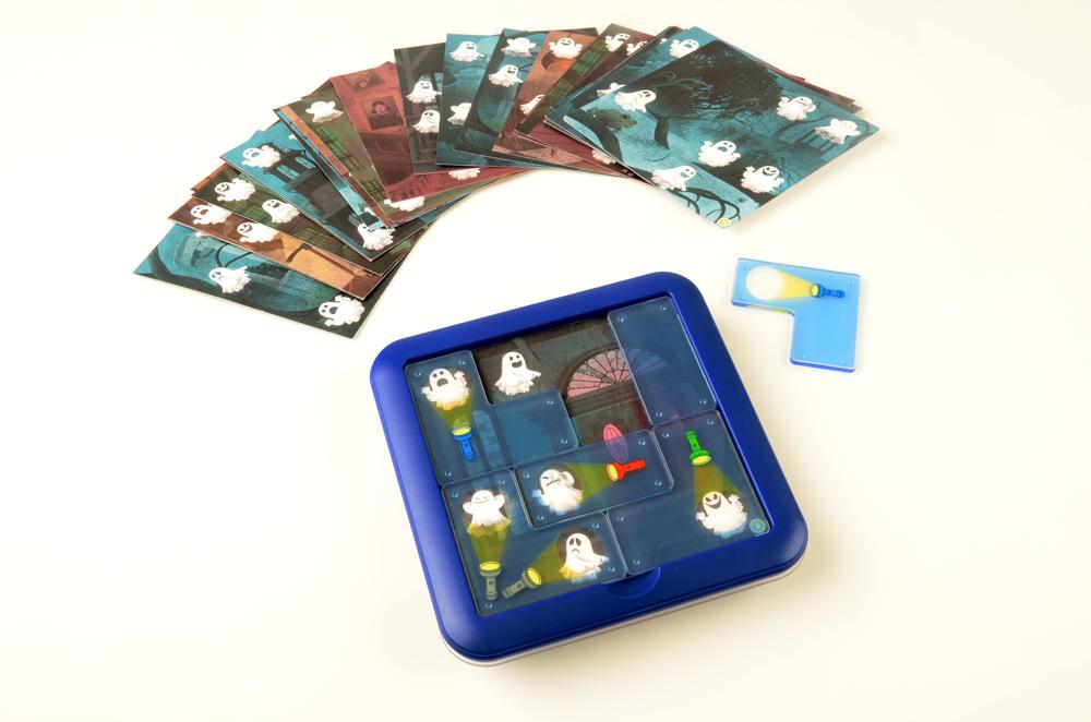 Smart Games - La Nuit des Fantômes Version française