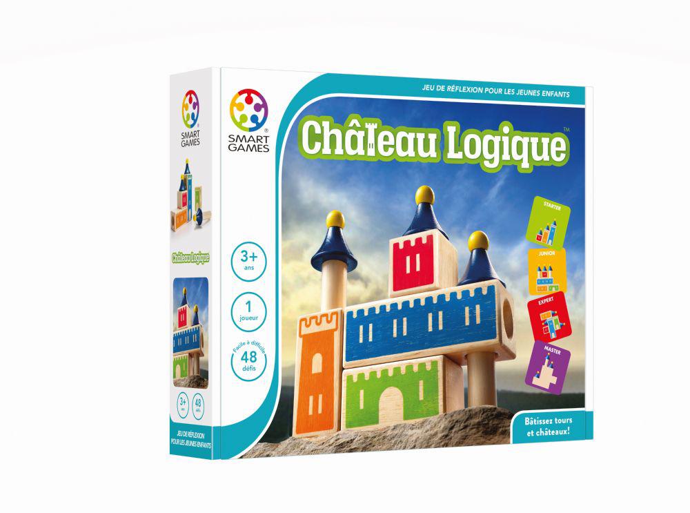 Logique Games Smart Games Château Smart mN8nwv0O