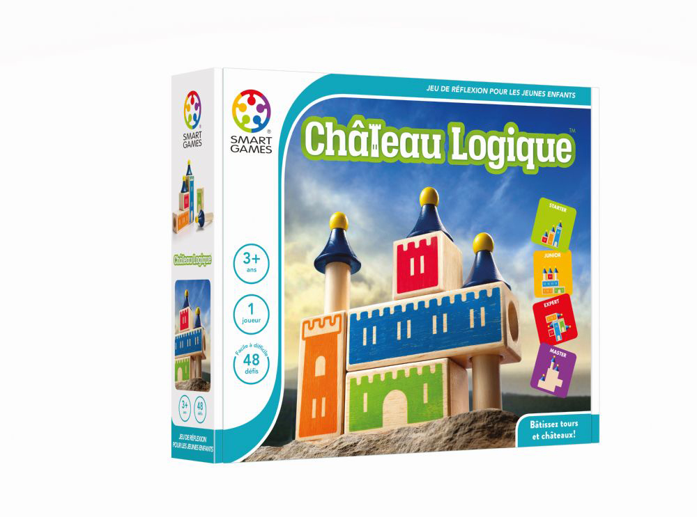Smart Games - Château Logique