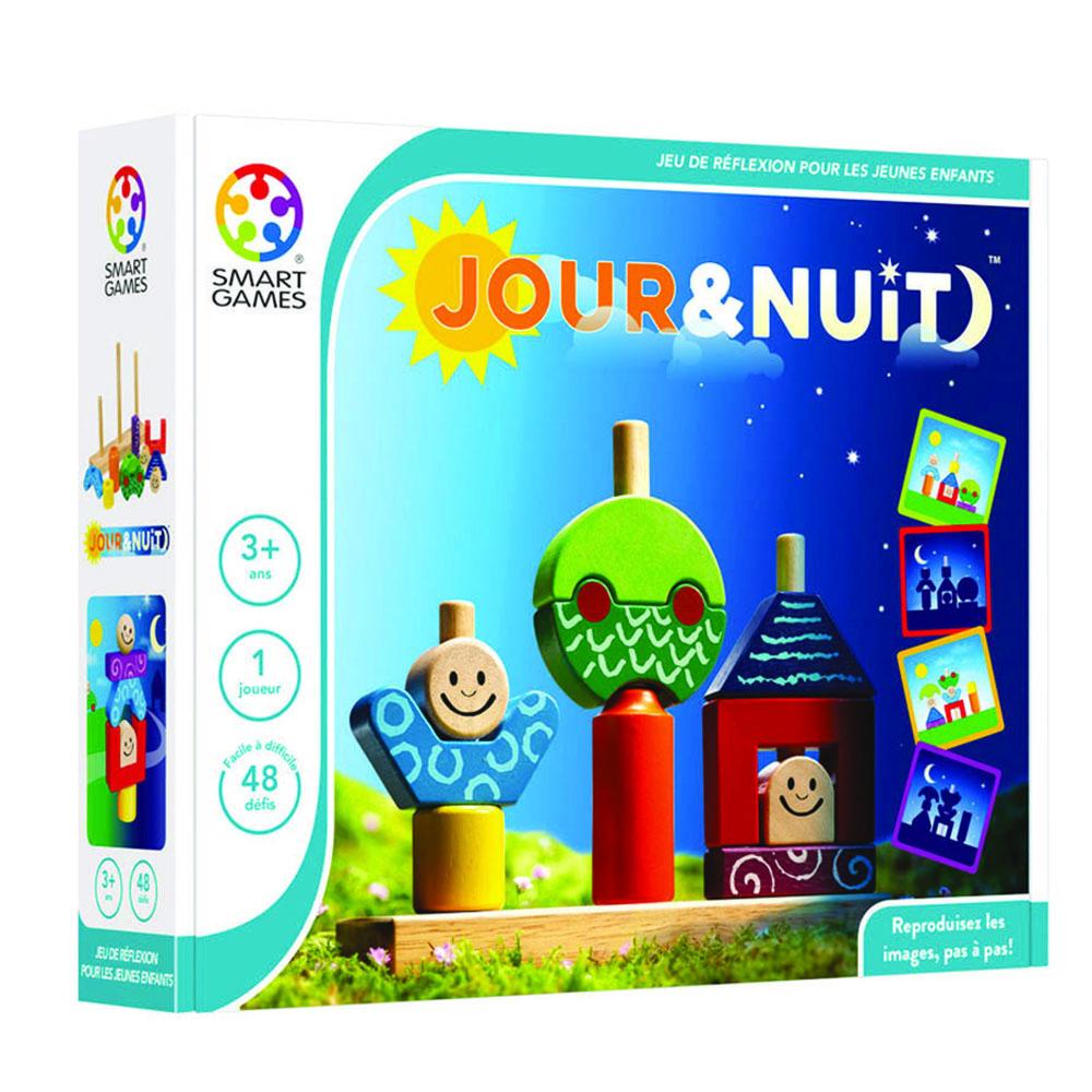 Smart Games - Jour & Nuit Version française