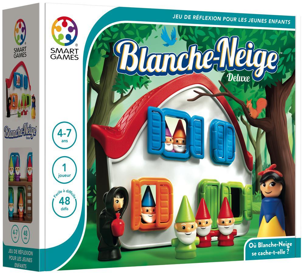 Smart Games - Blanche-Neige Version française