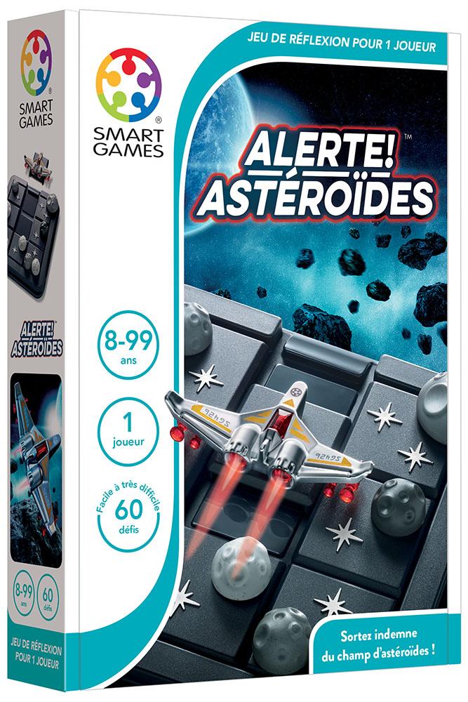 Smart Games - Alerte Asteroides