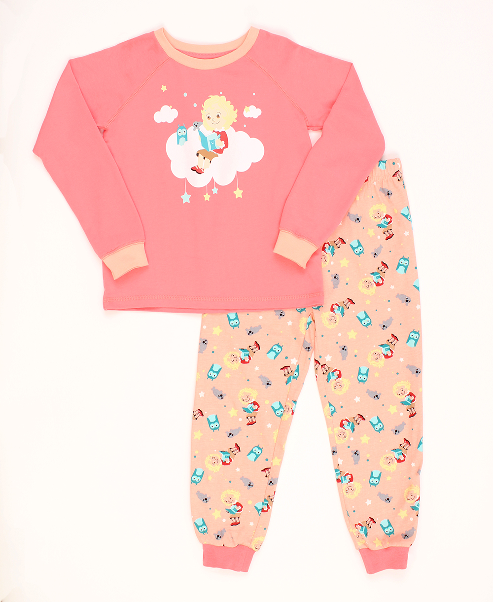 Passe-Partout - Pyjama Cannelle 5-6 ans