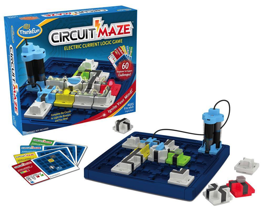 Jeu Circuit Maze