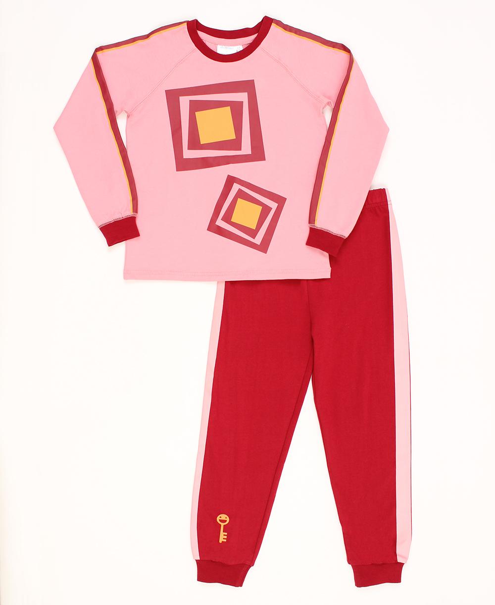Passe-Partout - Pyjama Passe-Carreau 7-8 ans