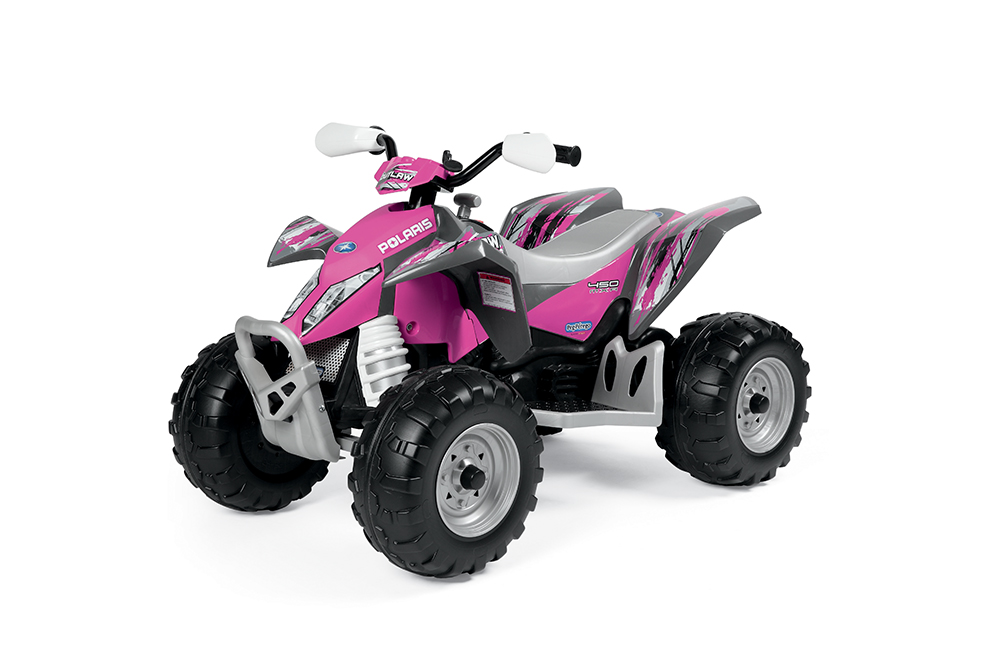 Polaris Outlaw 12V - Rose