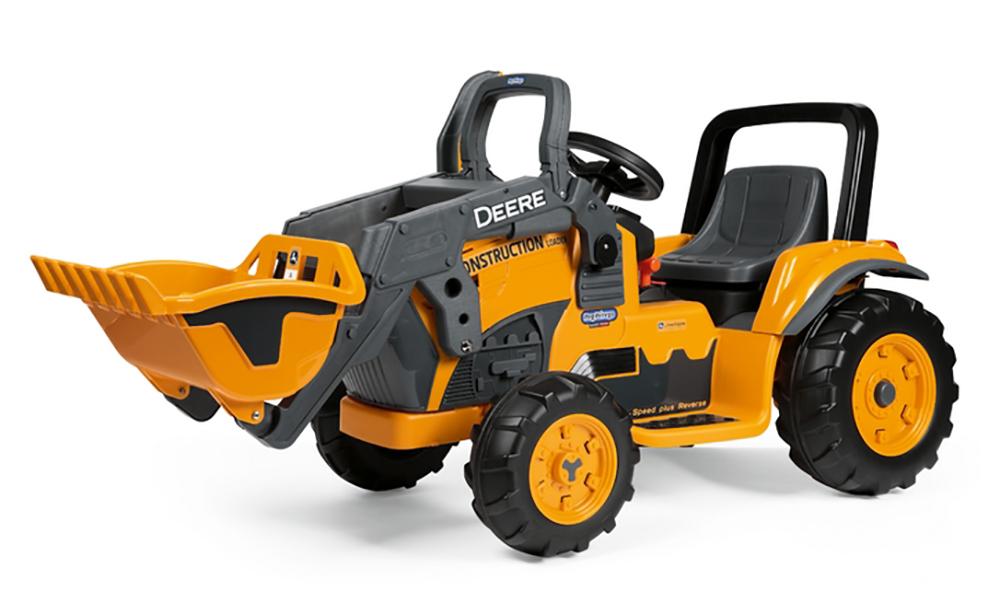 John Deere 12V - Chargeur construction