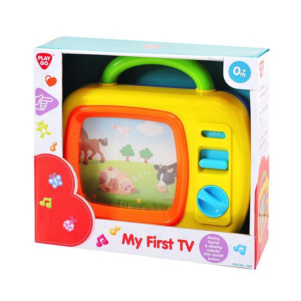 playgo ma premi re t l vision club jouet achat de jeux et jouets prix club. Black Bedroom Furniture Sets. Home Design Ideas