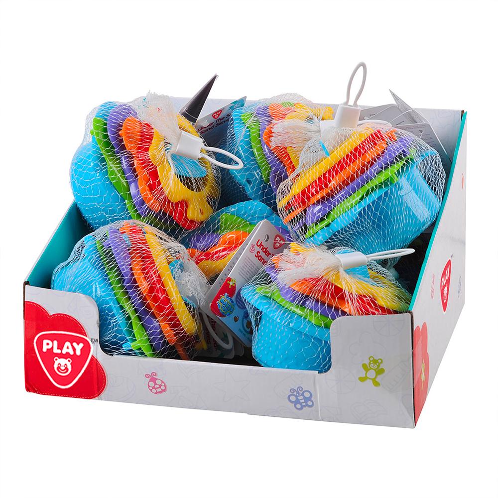 Gobelets de bain Sous la mer