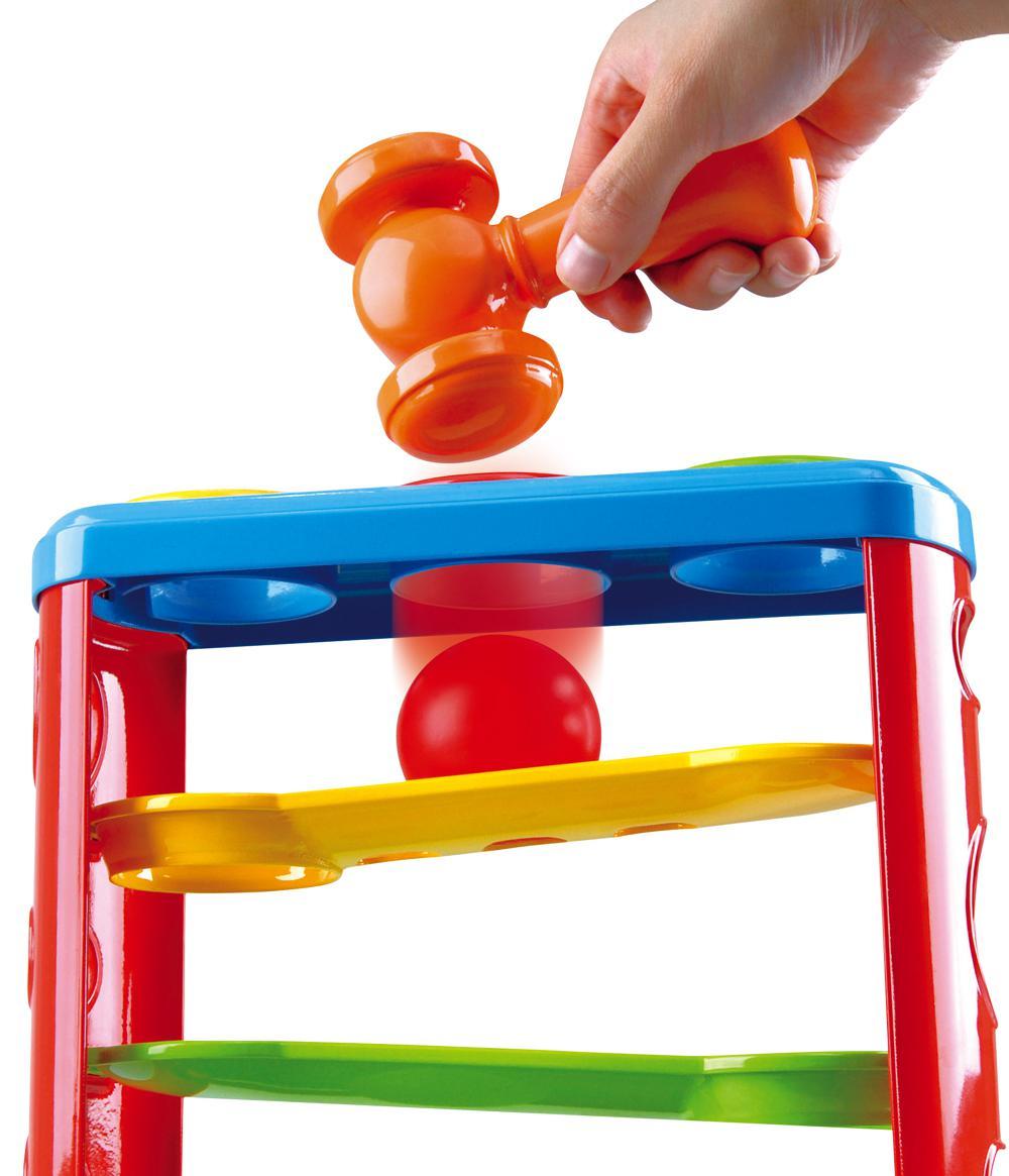 Playgo - Tour de balles à frapper