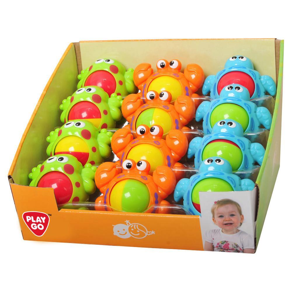 Playgo Animal roule-en-rond assortis