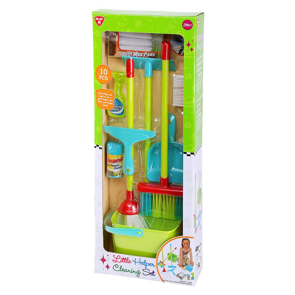 Playgo - Mon coffret de ménage 10 pièces