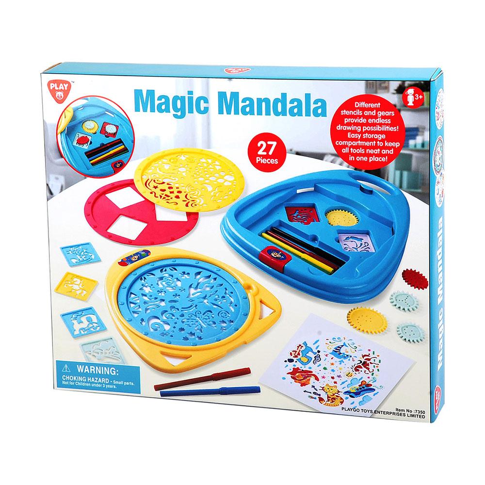 Mandala Magique