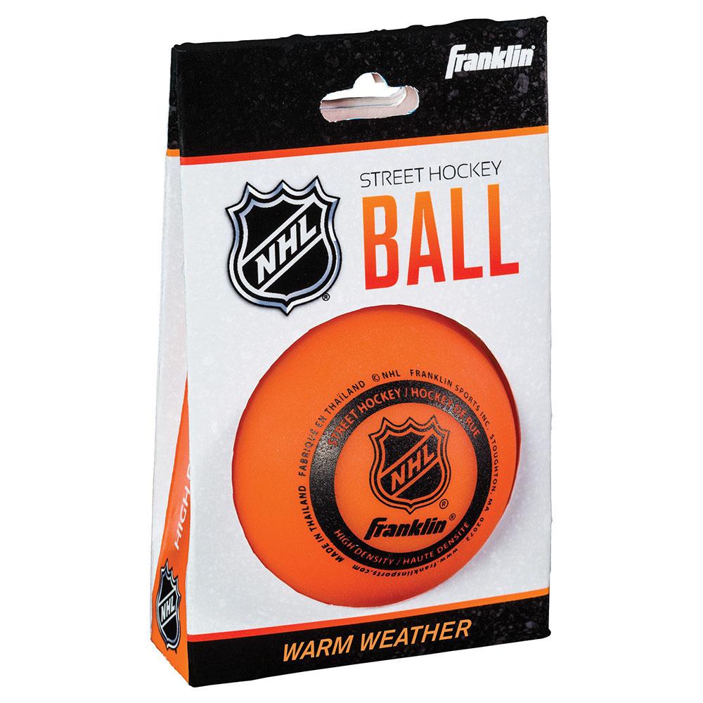 Balle NHL haute densité