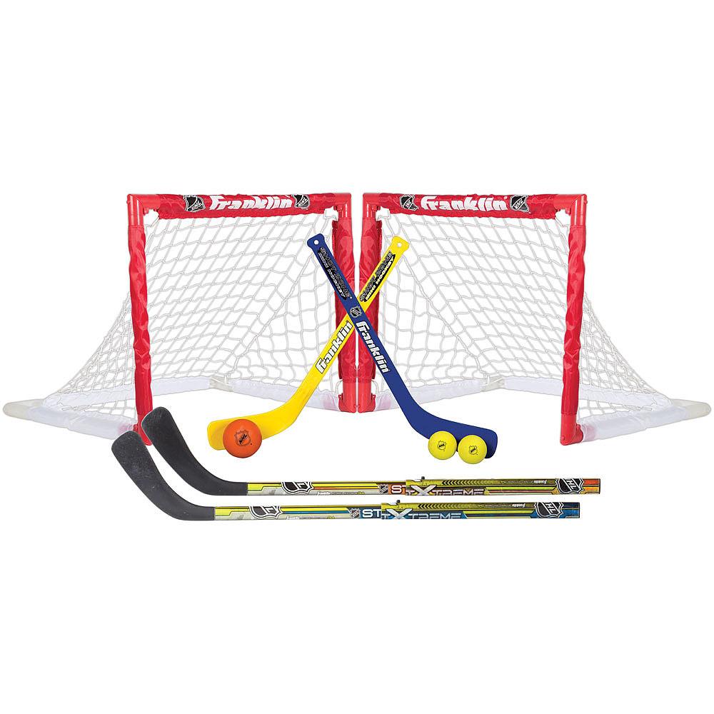 Ensemble de sports 2 en 1 NHL intérieur