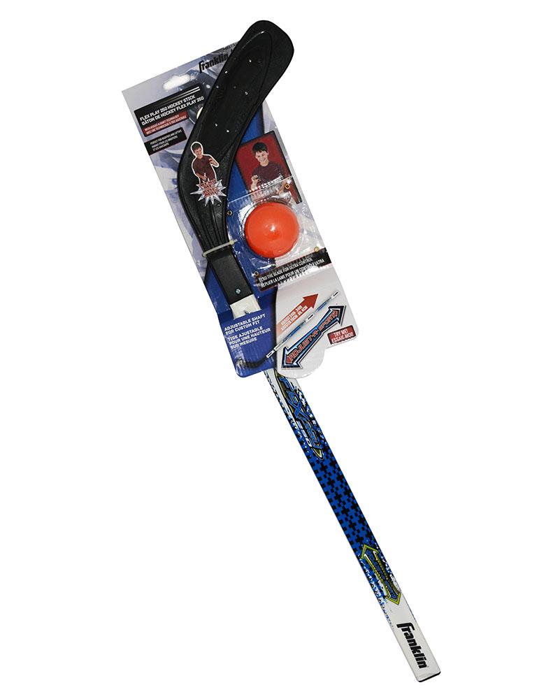 Bâton de hockey ajustable