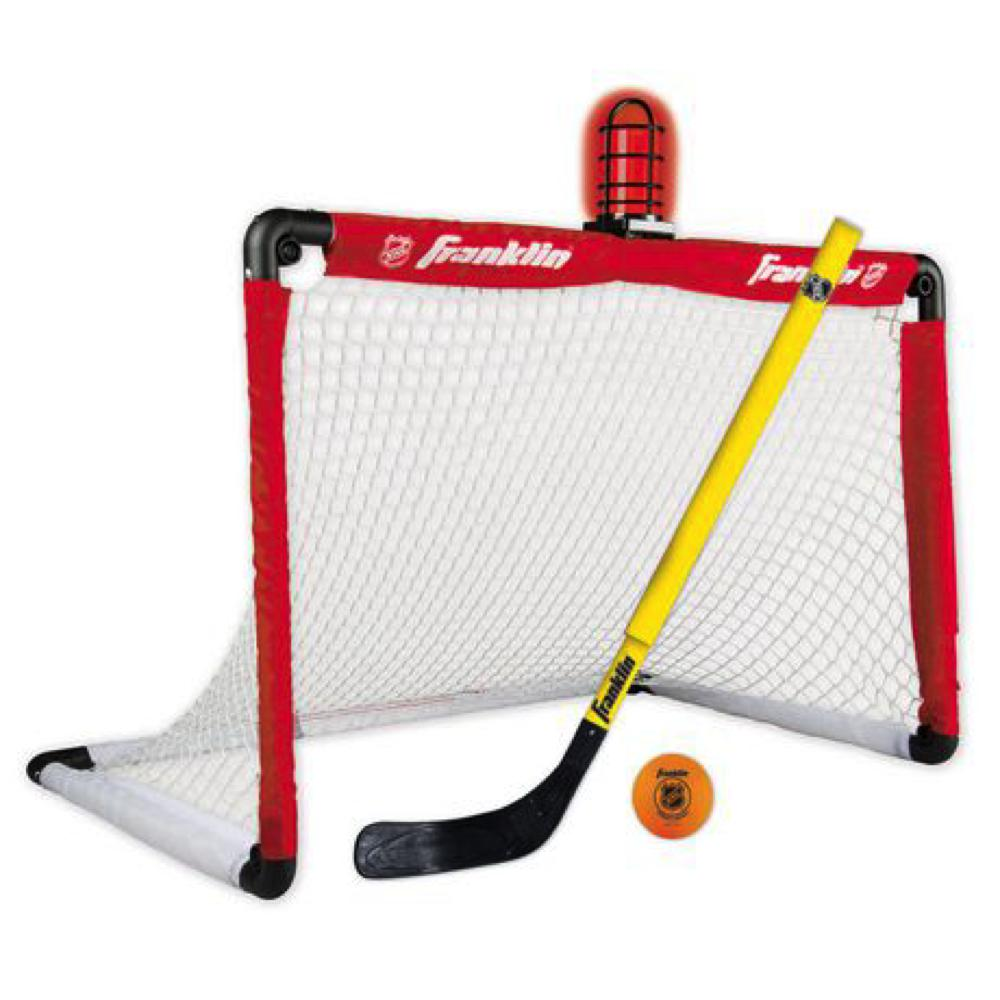Ensemble de hockey de rue lumineux LNH