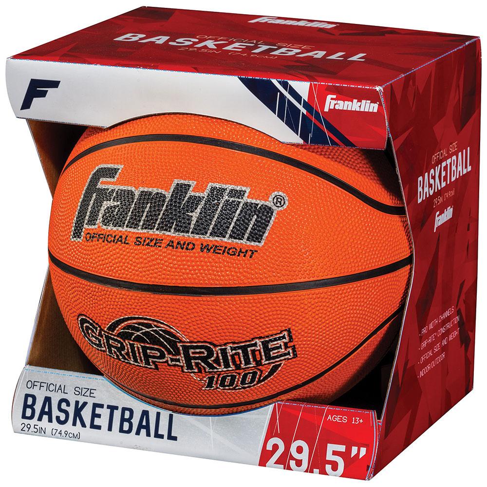 Ballon de basketball Grip Rite 100