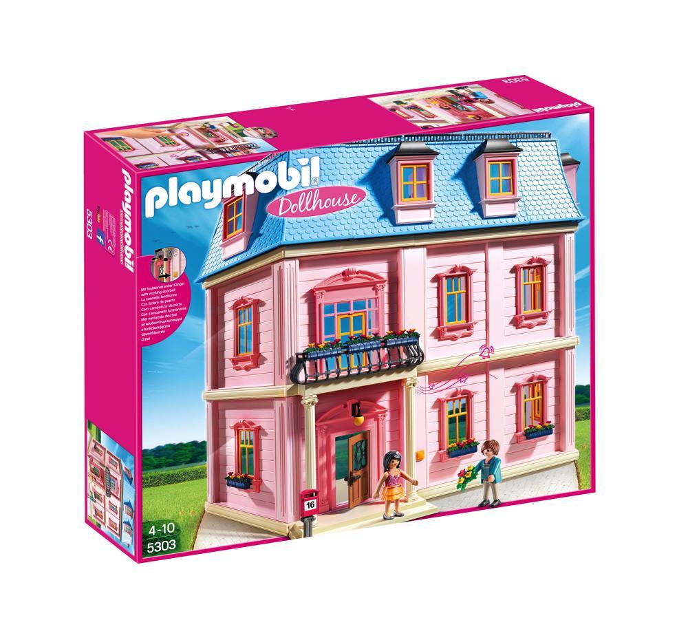 Dollhouse - Maison de poupées