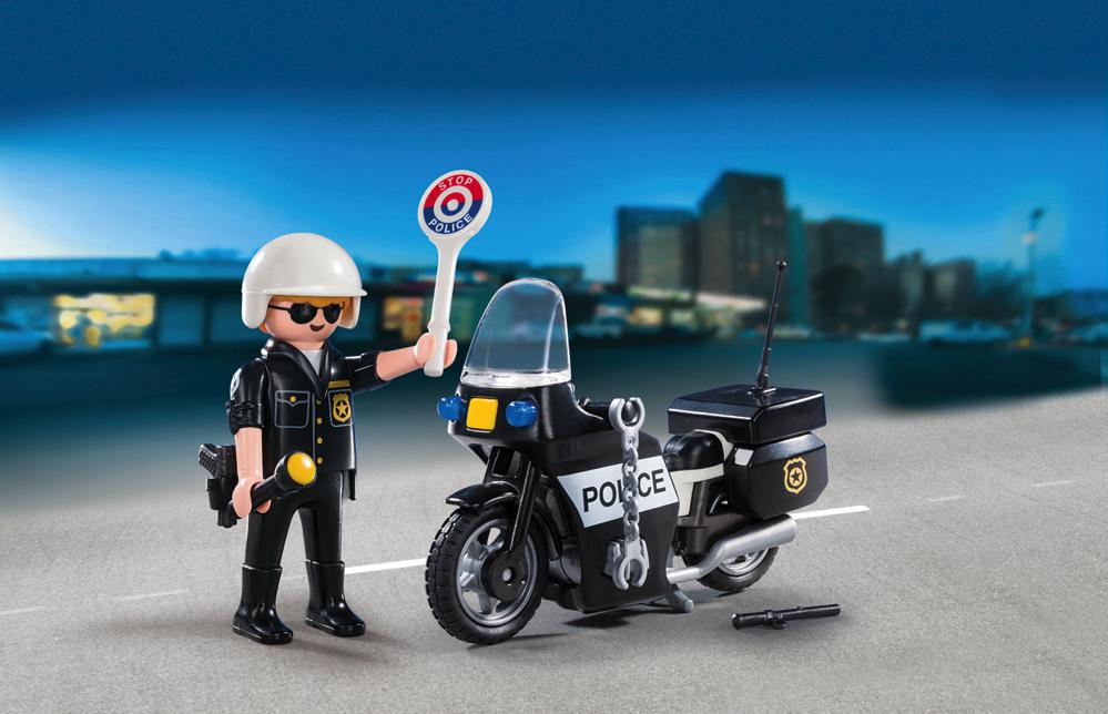 City Action - Valisette de Police