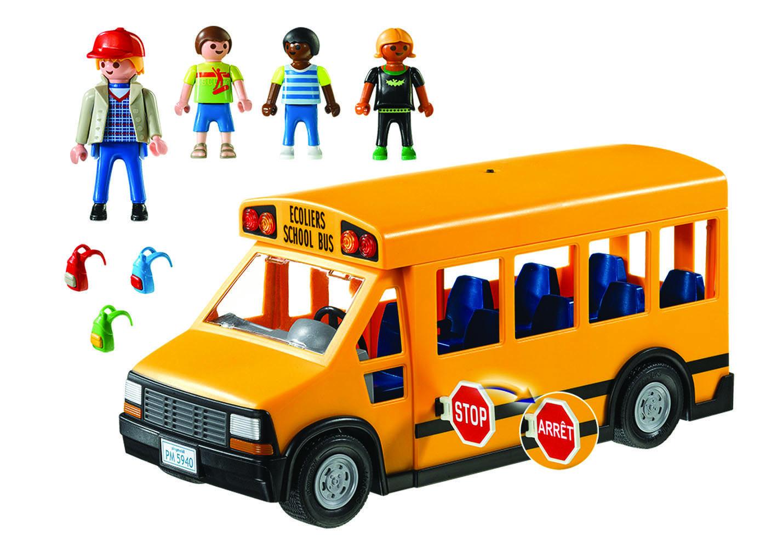 City Life - Autobus scolaire