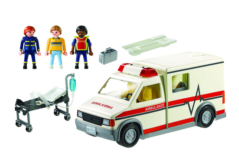 City Action - Ambulance