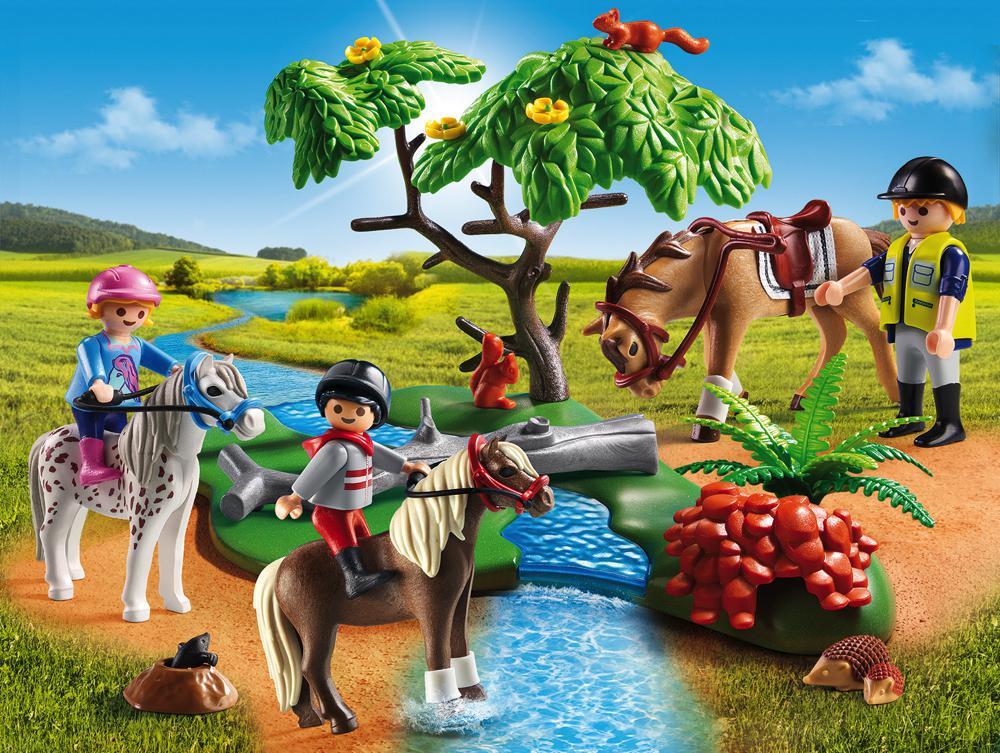 Country - Balade à poney