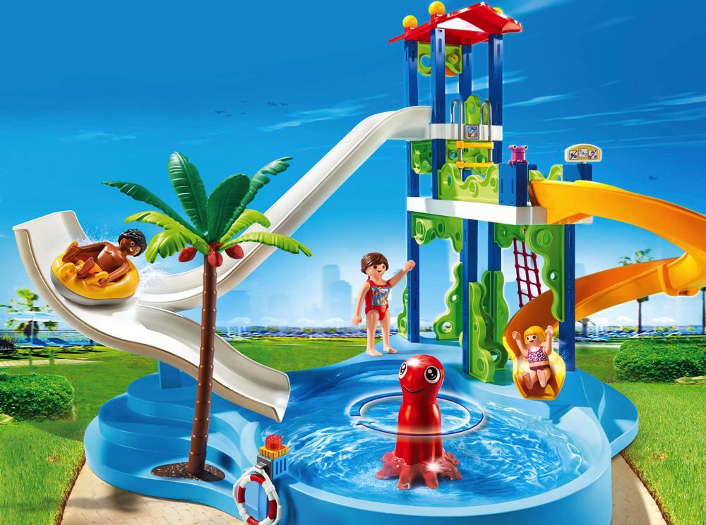 parc aquatique avec glissades d 39 eau club jouet achat de jeux et jouets prix club. Black Bedroom Furniture Sets. Home Design Ideas