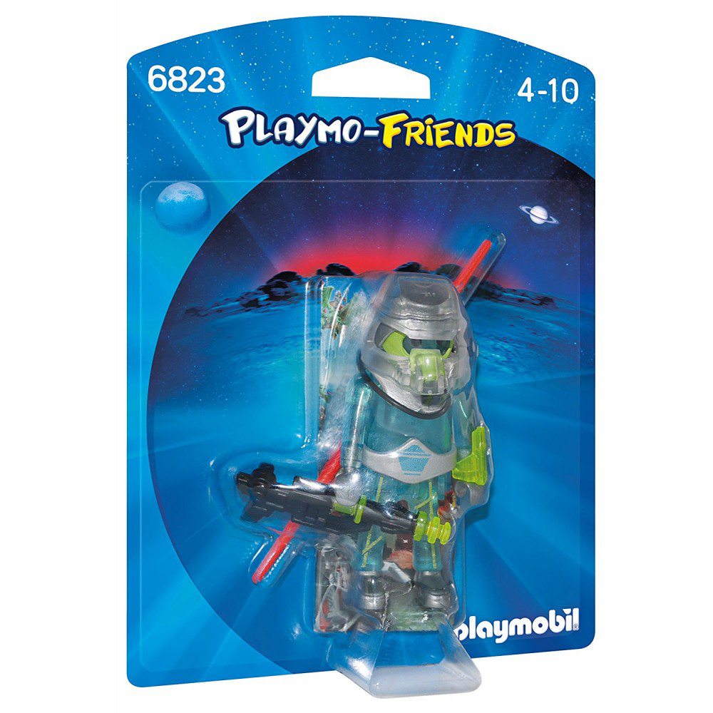 Playmo-Friends - Combattant de l'espace
