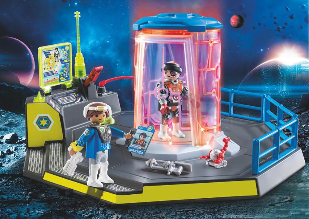 Space - Super Set Agents de l'espace