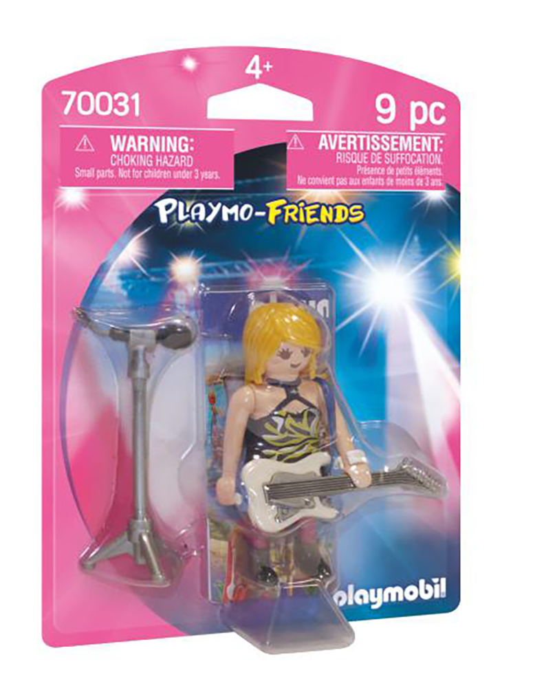 Playmo-Friends - Star du rock