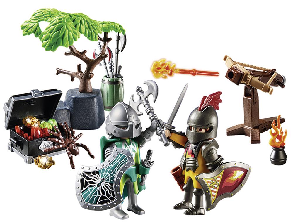 Starter Pack - Duel de chevaliers