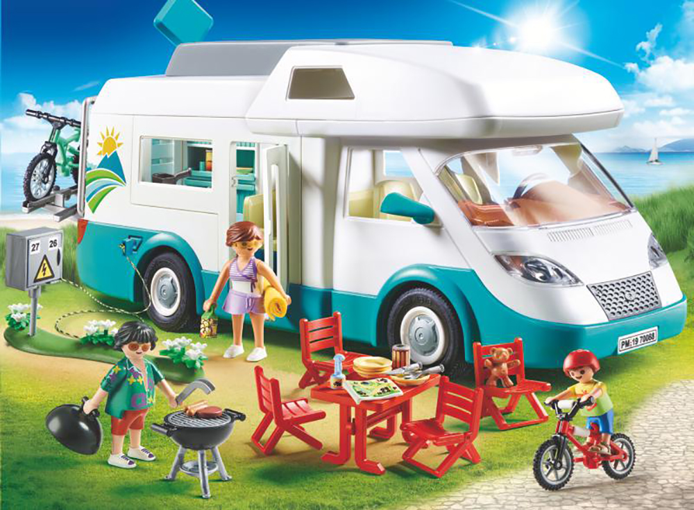 Family Fun - Famille et camping-car