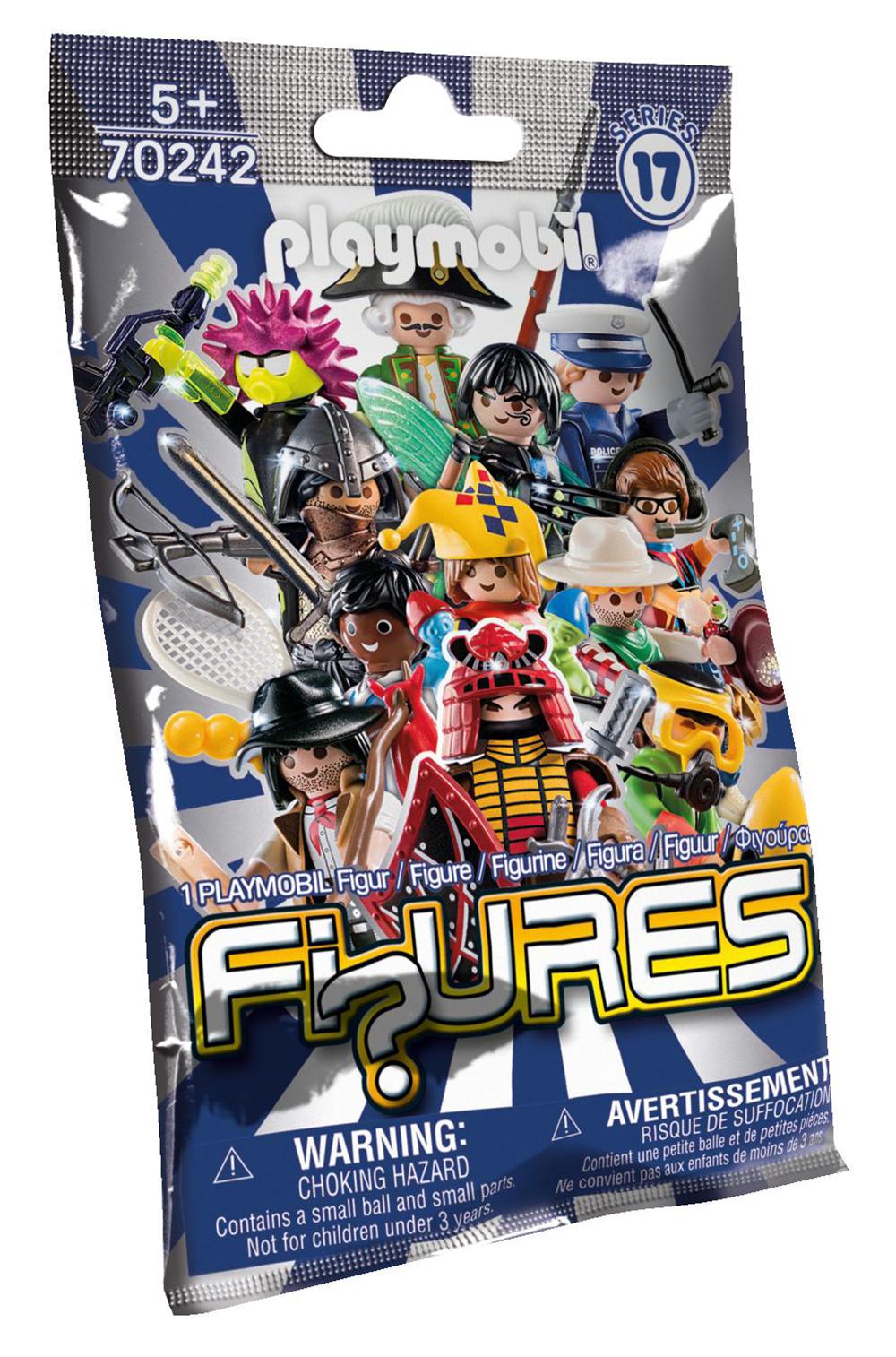 Figurines surprises -Serie 17 - Garcon