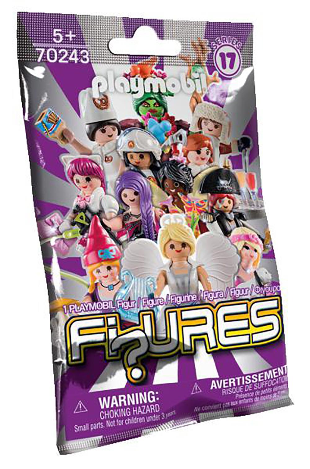 Figurines surprises -Serie 17 - Fille