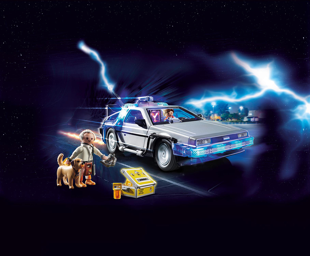 Back to the Future - DeLorean