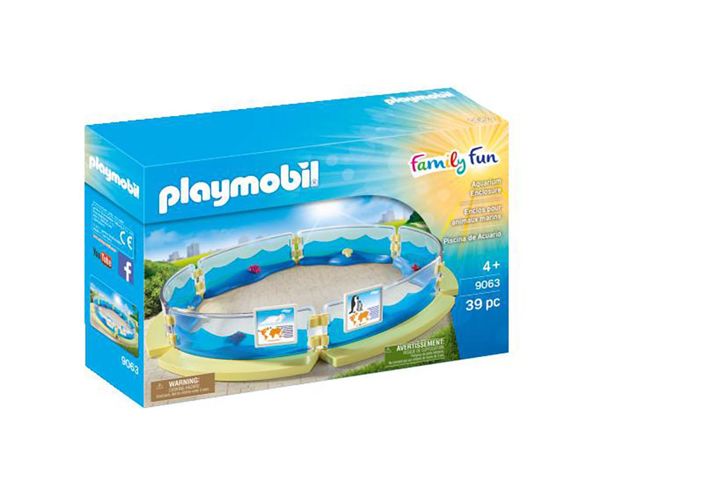 Family Fun - Enclos pour les animaux marins