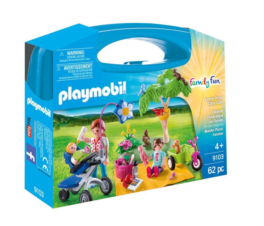 Family Fun - Valisette Pique-nique en famille