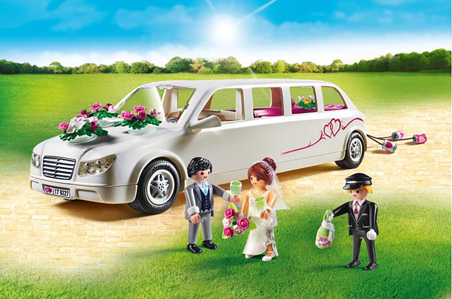 City Life - Limousine de mariés