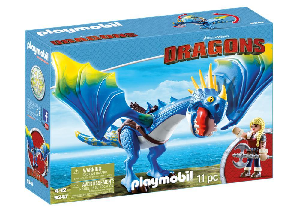 Dragons - Astrid & Tempête