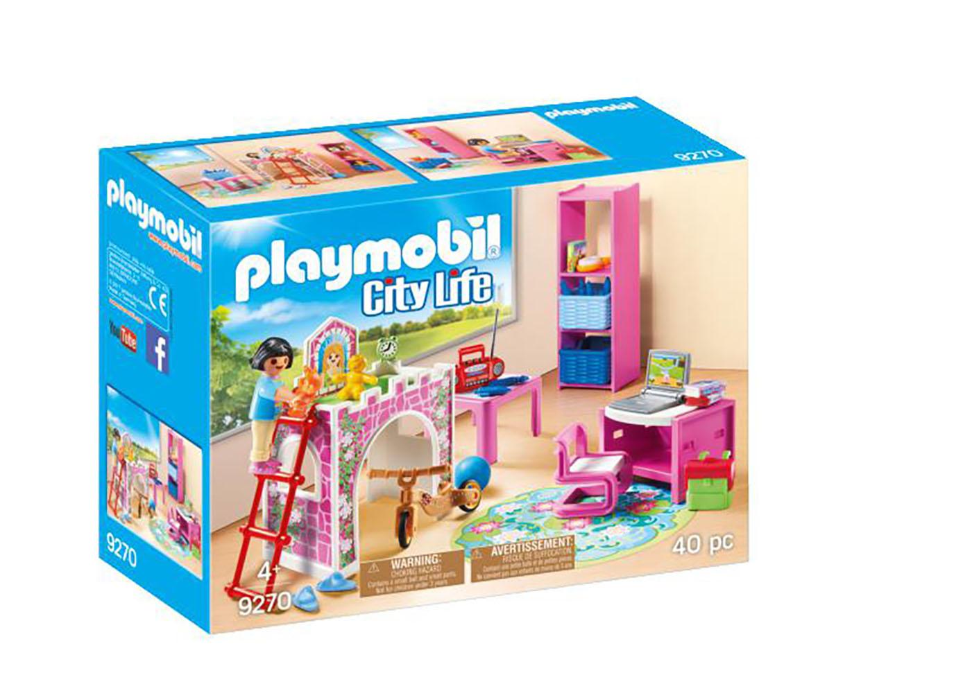 City Life - Chambre d'enfant