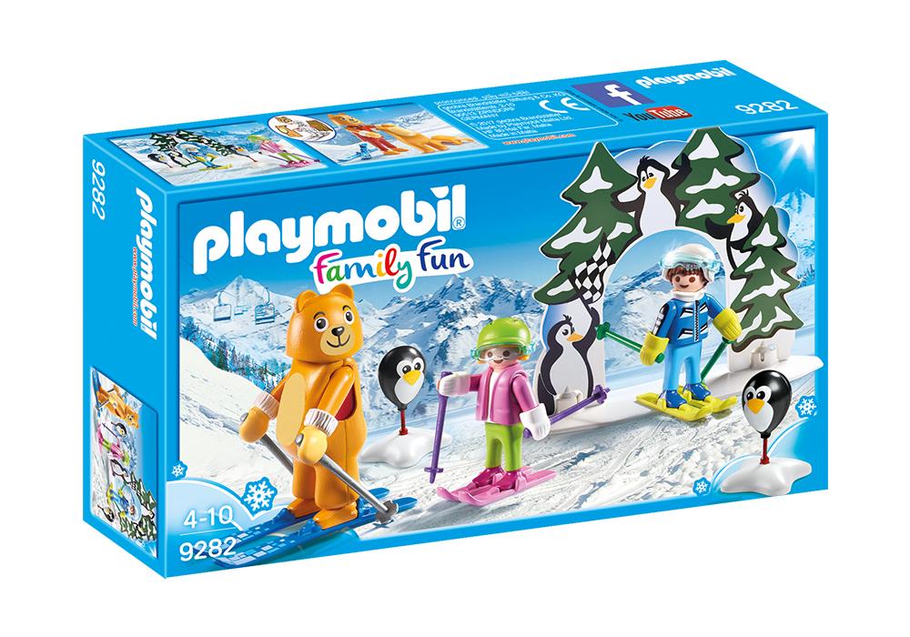 Family Fun - Cours de ski