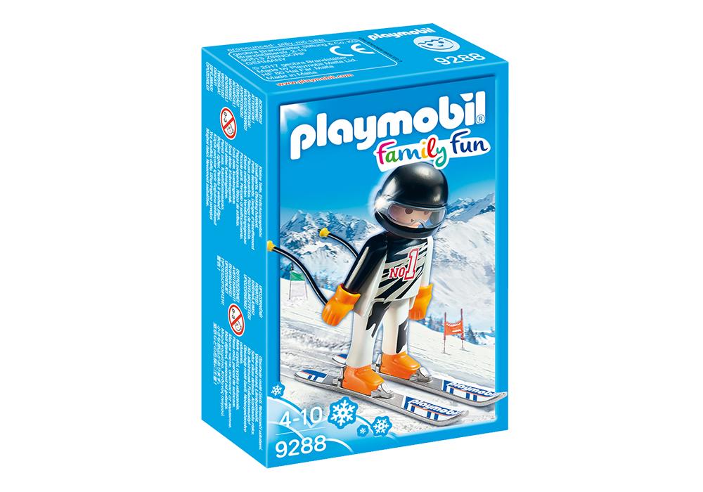 Family Fun - Skieur alpin