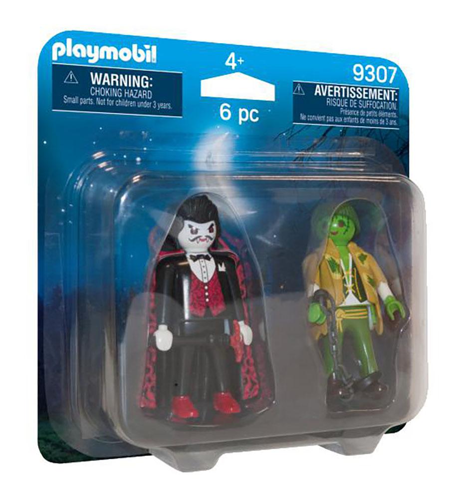 Vampire et Monstre
