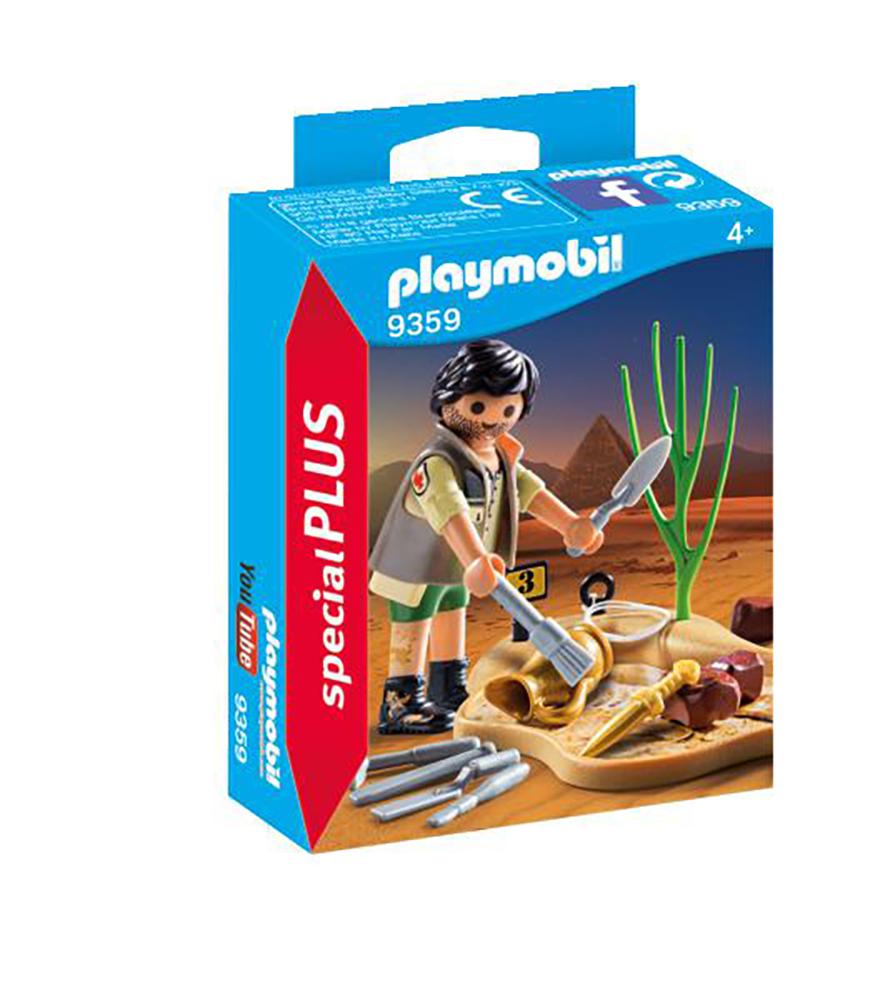 SpecialPlus - Archéologue